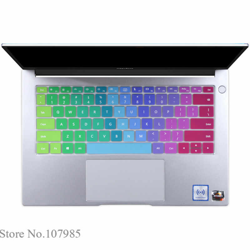 "13,9 zoll Silikon Laptop Tastatur Abdeckung Protector Haut fall Für HUAWEI MateBook X Pro 13.9 ""2018 2019 version"