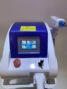 Image 1 - Лучшая лазерная машина Nd yag с крассветильник Том, лазер nd yag с переключателем 1064/532/1320 Q для удаления татуировок, удаления морщин, углеродного пилинга