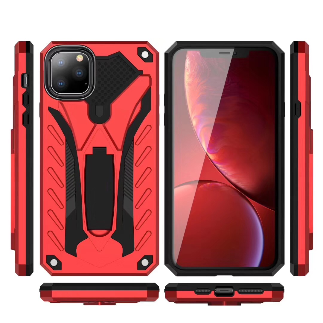 WEFIRST Rugged Hard PC Case for iPhone 11/11 Pro/11 Pro Max 7