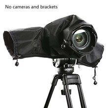 Portable Rainproof Protector DSLR Telephoto Lens Camera Rain Cover Dustproof Raincoat for Canon Nikon Pendax Sony
