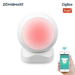 Image 1 - Zemismart Tuya Zigbee PIR אינפרא אדום PIR Motion זיהוי חכם חיישן אבטחה האלחוטית גלאי מערכת
