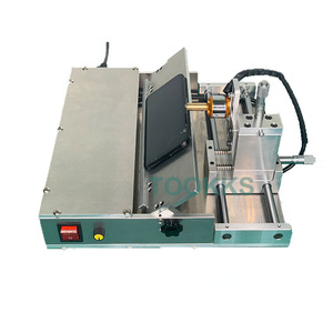 Image 2 - For Samsung  Huawei  Middle Frame Separator Cutter Machine LCD Screen Bezel Dismantle Frame Removal  Machine With Moulds