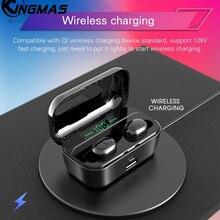 Bluetooth Earphones G6s TWS 3500mAh chargebox Headphones 8D Stereo Sport Wireless Earbuds Waterproof Earpeices Charging