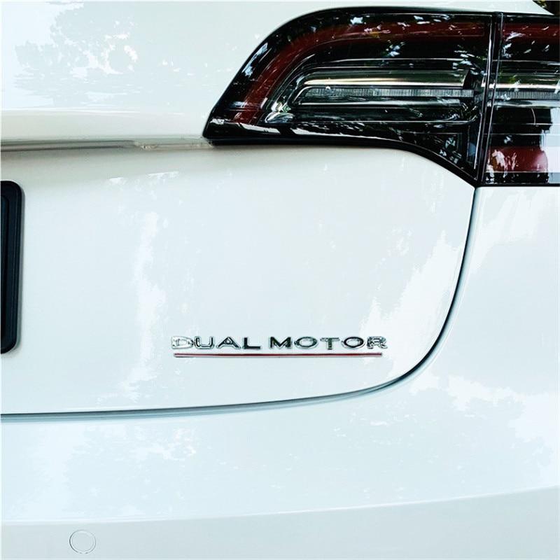 "Tesla Model S Tailgate Rear Emblem /""T/"" Vinyl Decal Sticker color options"