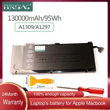 FERISING 7.2V Original 100% New A1309 Laptop Battery for Apple MacBook Pro 17\