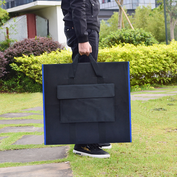 flexible solar panel foldable 200w 18v 12v charger home kit portable outdoor 5v usb for phone RV car battery camping travel 4