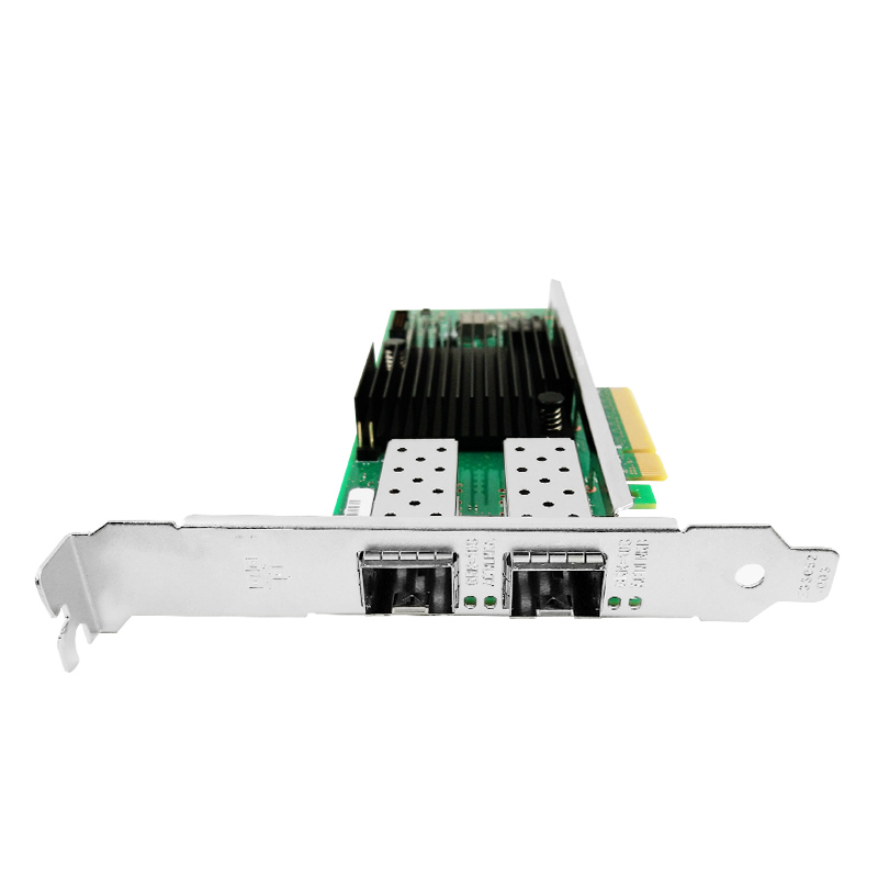 X710-DA2 Network Ethernet Converged Adapter  PCI-Express 3.0 x8 Network Card 10Gb Intel X710 SFP+ 4