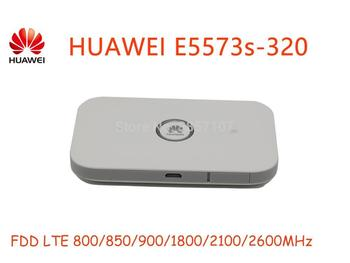 Brand New Original Unlock LTE FDD 150Mbps HUAWEI E5573 E5573s-320 4G Router With Sim Card Slot And 4G LTE WiFi Router