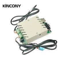 Kincony טמפרטורת לחות חיישן זיהוי App פרוטוקול דיגיטלי מדחום לחות מד עבור חכם בית תחנת מזג אוויר