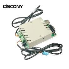 Kincony sıcaklık nem sensörü algılama App protokolü dijital termometre nem ölçer için akıllı ev hava istasyonu