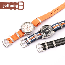 Watch Accessories Military Nylon NATO Watch Strap Applicable