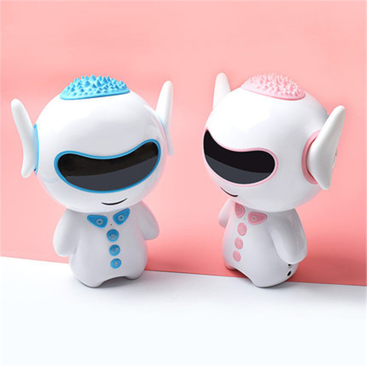 Toy Robot Smart Learning-Machine Voice-Interactive-Partner High-Tech Cross-Border Story
