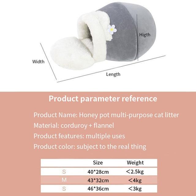 Foldable honeypot shape cave sleeping mat with pillow 5