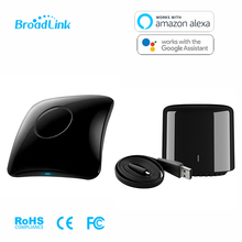 Broadlink RM4 Pro+ RM4C Mini WiFi+IR+RF Universal Intelligent Remote Controller Switch Work With Amazon Alexa Echo Smart Home