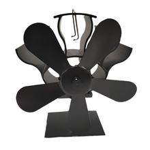 High Quality Heating Fireplace Fan Environment Friendly Silent Thermal Power Fan High Temperature Cooling Fan 135x103x197MM