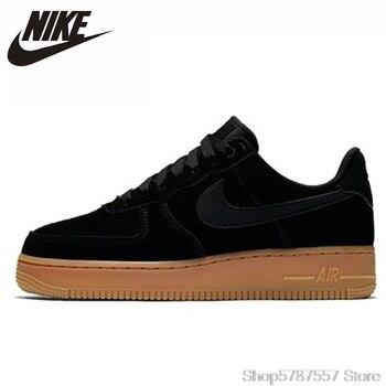 Nike Air Force 1 Original New Arrival Men Skateboarding Shoes  Lightweight Comfortable Sneakers #AA0287-002 недорого