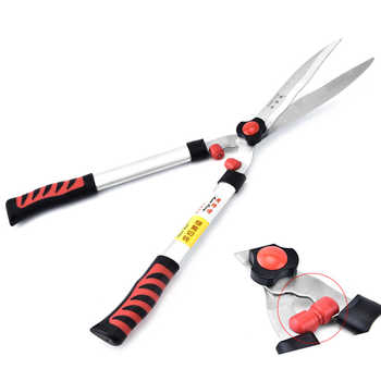 60cm Large Garden Pruning Tools Non-slip Manganese Steel Handle Garden Cutter Cut Clip Lawn Shears - DISCOUNT ITEM  0 OFF All Category