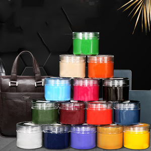 32Color 30ml Leather Dye Paint Oily DIY Professional Paint Leather Craft Leather Bag Sofa Shoes Repair Complementary Color Paste