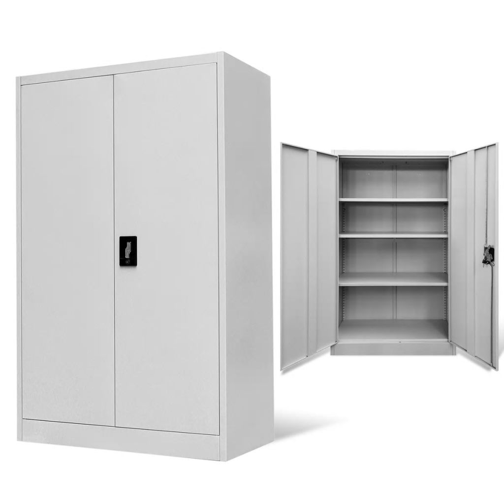 Simple Style Office Cabinet Large Space Office Organizer For Storing Files Office Decoration