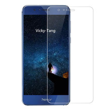 2.5d 9h Tempered Screen Protector For Huawei Honor 8 Anti-scratch Phone Screen Glass for Huawei Honor 8 Lite Protective Film все цены