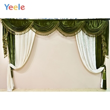 Yeele Wedding Ceremony Retro Curtain Ins Wall Party Photography Backdrops Personalized Photographic Backgrounds For Photo Studio