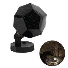 Toddler Kids Toy Diy Led Star Projector Lamp Toy Led Star Master Night Light Sky Projection Cosmos Night Lamp Christmas Gift(China)