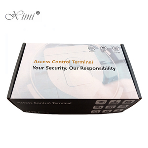 Image 5 - F22 WIFI tcp/ip 생체 인식 지문 RFID 도어 액세스 제어 시스템 컬러 스크린 시간 출석 125KHZ RFID 카드 판독기