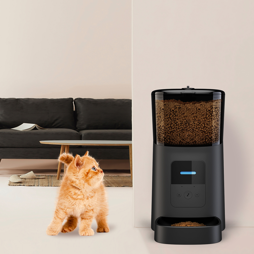 Automatic Cat Feeder, Smart Wi-Fi enabled - DogsMall-International