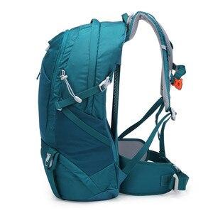 Image 4 - NEVO RHINO mochila impermeable de 40L para hombre, bolsa de viaje Unisex, para senderismo, Montañismo al aire libre, escalada, Camping