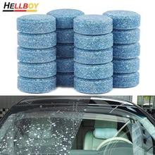 20/50pcs Car Cleaning For AUDI Q5 8U 8L Q2 Q3 Q7 4L A1 A3 8V 8P A4 B7 B8 A5 A6 C6 C5 A7 A8 TT Windshield Washer Fluid Tablets