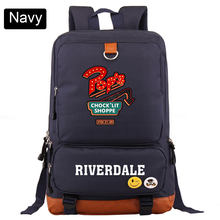 New Fashion Riverdale South Side Serpents Sanke Boy Girl Book School Bag Women Bagpack Teenagers Schoolbags Men Student Backpack(China)