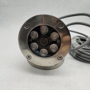 Image 5 - 304 Stainless Steel  4mp IP68 Underwater POE IP Camera Underwater Camera Line 5M 1M  Explosion proof