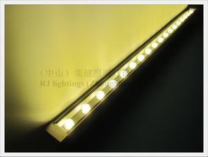 Image 5 - LED wall washer 18W high power wall washer light lamp staining light LED bar light AC85 265V  W / WW / R / Y / B / G / RGB