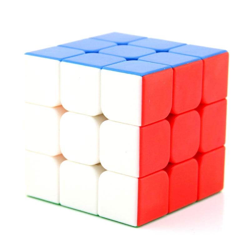 YJ YongJun 3x3x3 Magic Cube YiLong 5.65cm 3x3 Neo Cube YJ 3x3x3 Cubo Magico Speed Puzzle Boys Toys For Children Kids Gift