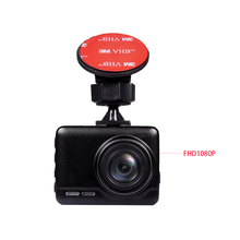 2019 new car DVR 1080P Nello OnReal 2.0 inch video recorder 140 degree camera FHD dash