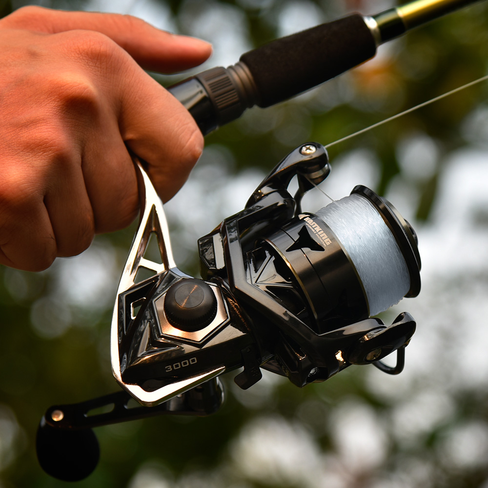 KastKing Megatron Spinning Fishing Reel  6