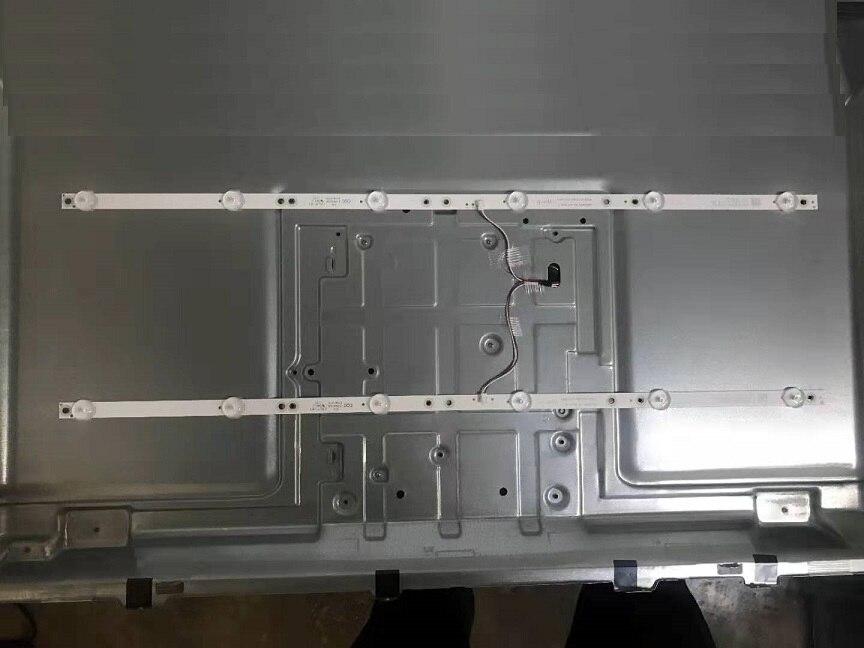 New 2 PCS 6LED LED Backlight Strip For For Sharp 2T-C32ACSA K320WDX A1 A2 4708-K320WD-A2113N01 4708-K320WD-A1113N11