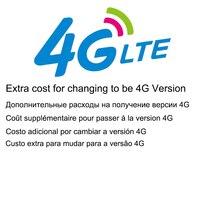 Extra 4G Version Fee