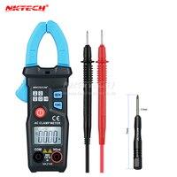 NKTECH NK210E Digital Clamp Meter Smart MINI Tasche Multimeter AC DC Spannung AC Strom Widerstand Ohmmeter Voltmeter 6000 Zählen-in Clamp Meter aus Werkzeug bei