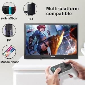 Image 5 - HDMI Monitor Portatile da 13.3 pollici 2K per PC PS4 Xbox 360 Raspberry Pi 3 B 2B IPS LCD LED display del computer portatile