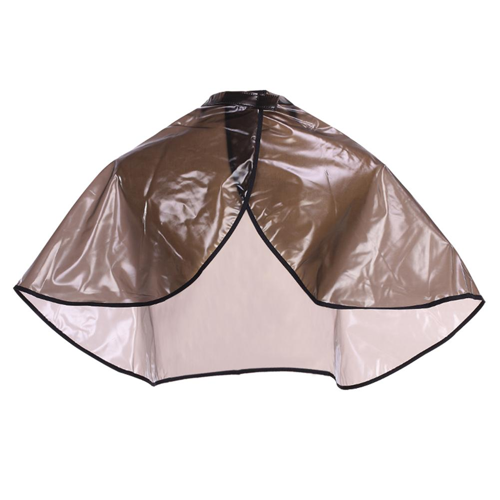 Professional Waterproof Hair Dye Cape Rebonding Hairdressing Cape Cover For Barber Shop Hair Salon Hair Cutting