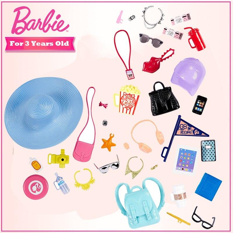Barbie Fashion Sightseeing Accessory Pack Original FKR90 FKR91 FKR92