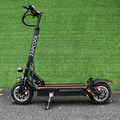 Scooter elettrico per adulti pieghevole anteriore e posteriore freni olio a due ruote di cross country scooter 11 pollici pedallithium elettrica mini bici