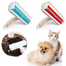 Reusable Pet Hair Remover Dog Fur Roller Sofa Clothes Cleaning Brush Pet Hair Remover Reusable Dog Cat Lint Pet Hair Remover