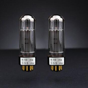 2 pcs ShuGuang EL34M Vacuum Tube Replace EL34B 6CA7 Tube For Amplifier