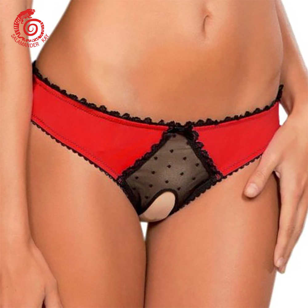 Hot Panties - Women Sexy Lingerie Hot Erotic Open Crotch Panties Porn Lace Visible  Underwear Crotchless Sex Wear Cheeky Briefs|Panties| - AliExpress