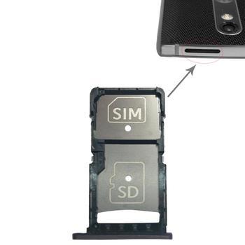 NEW SIM Card Tray + Micro SD Card Tray for Motorola Droid Turbo 2 / XT1585 geometric chromatic 08 motorola droid 2 skinit skin