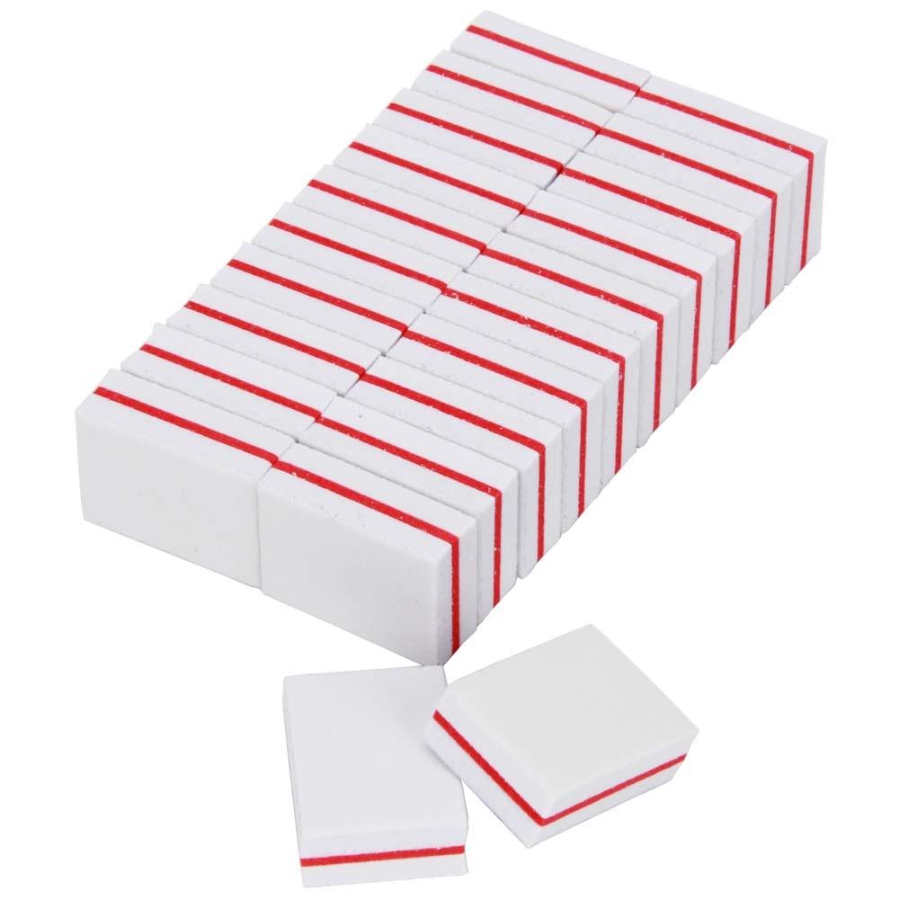 emery placa lixamento polimento blocos manicure ferramentas cuidados