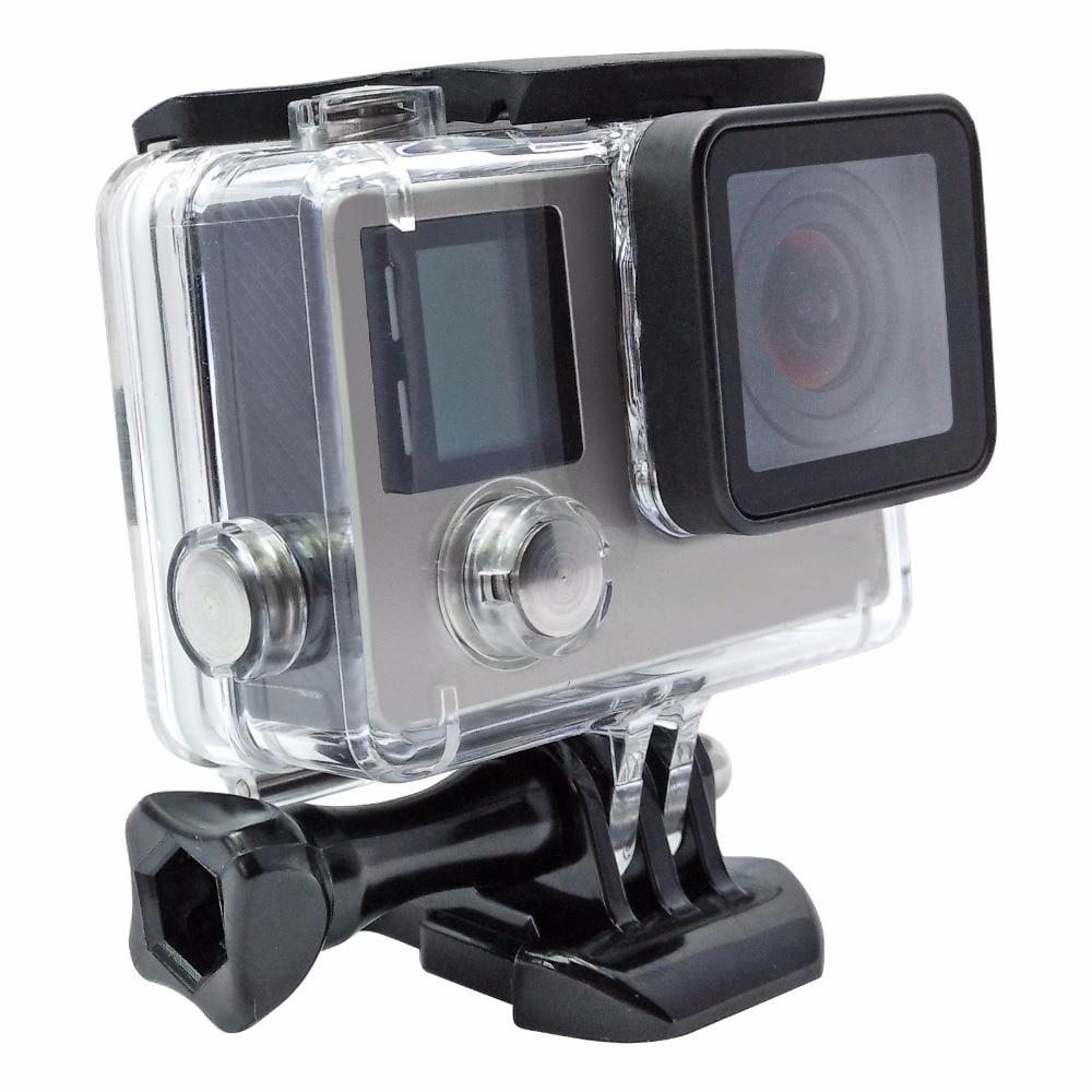 Hot-Sale-Standard-Side-Open-Protective-Case-for-GoPro-Hero-4-3-Black-Silver-Cam-Skeleton (4)