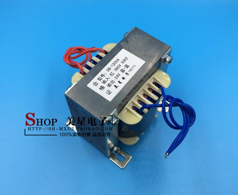 <font><b>24V</b></font> 5A <font><b>Transformer</b></font> 120VA <font><b>220V</b></font>/380V input EI96 <font><b>Transformer</b></font> power supply <font><b>transformer</b></font> isolation image